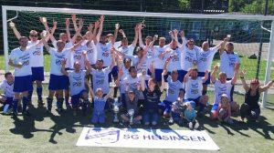 Stadtpokal der FFL geht an die SG Heisingen !