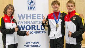 Svea Hünning mit Bronze – Unsere Jungs kommen auf die Plätze 4 und 5