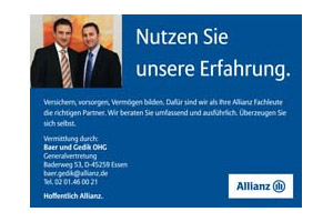 Allianz Baer und Gedik OHG