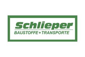 Schlieper - Baustoffe + Transporte