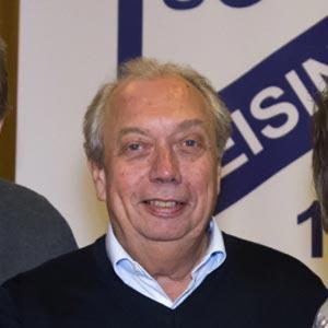 2. Vorsitzender - Bruno Hirdes