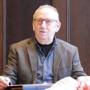 Ehrenvorsitzender Fritz Lauer