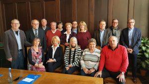 Sportgemeinschaft Heisingen ehrt ihre langjährigen Mitglieder