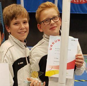 Heisinger Rhönradturner beim Deutschland-Cup erfolgreich