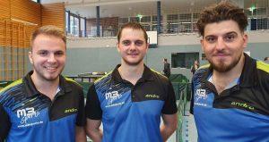 WTTV-Pokal der Verbandsklassen im Final-Four mit der SG Heisingen in Bönen