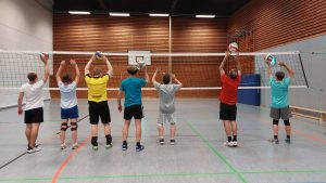 Read more about the article Volleyball is back!